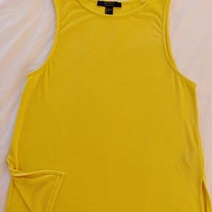 Forever 21 Tops - FOREVER 21 Knit Tank (Yellow)